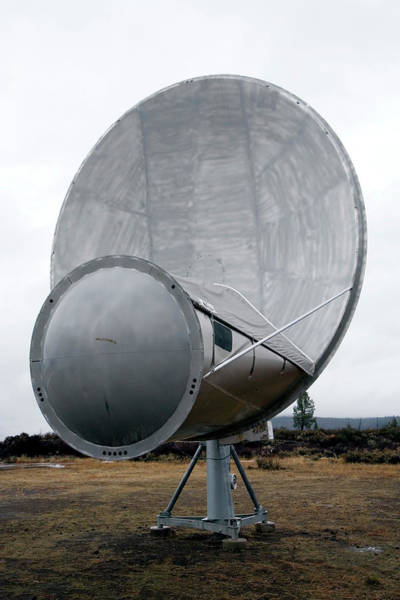 Extraterrestrial Life Photograph - Allen Telescope Array by Adam Hart-davis/science Photo Library