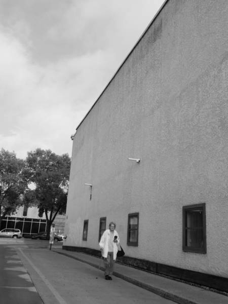 Photograph - Alley Walk by Wild Thing