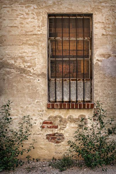 Grimy Wall Art - Photograph - Alley Window by Nikolyn McDonald