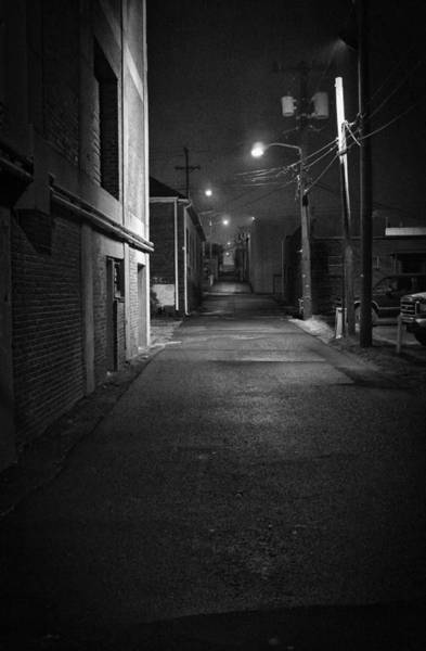Photograph - Alleyway by Patrick M Lynch
