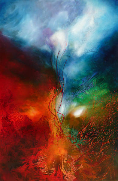 Painting - Alliance by Bielen Andre