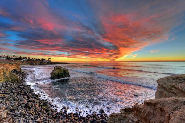 Photograph - Alluring Sunset by Mark Whitt