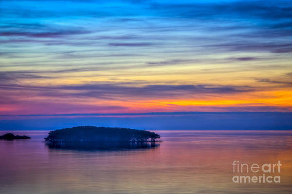 Gulf Of Mexico Photograph - Almost Infinity by Marvin Spates