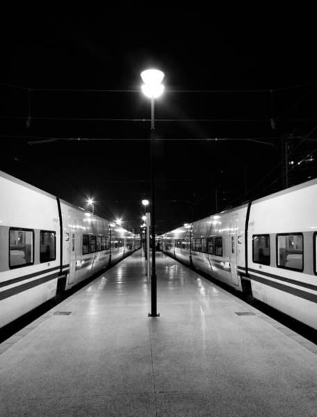Photograph - Almost Symmetry by Pedro Fernandez