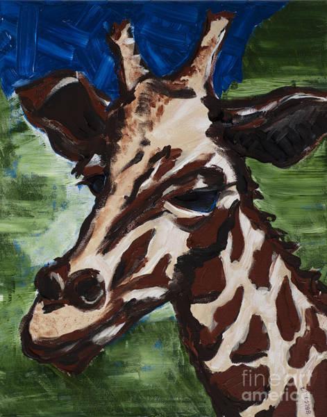 Painting - Aloha Zoo by Rebecca Weeks Howard