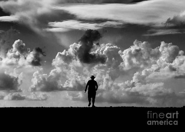 Wall Art - Photograph - Alone by Stelios Kleanthous