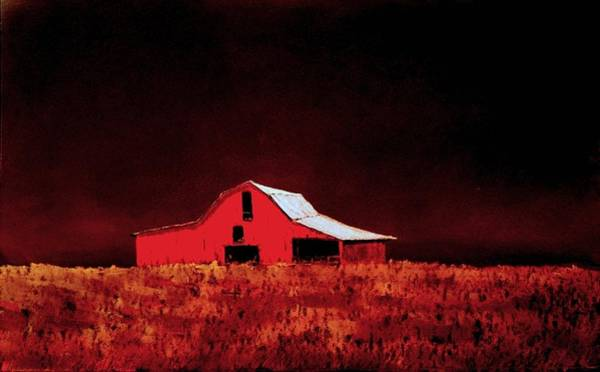 Painting - Alone by William Renzulli