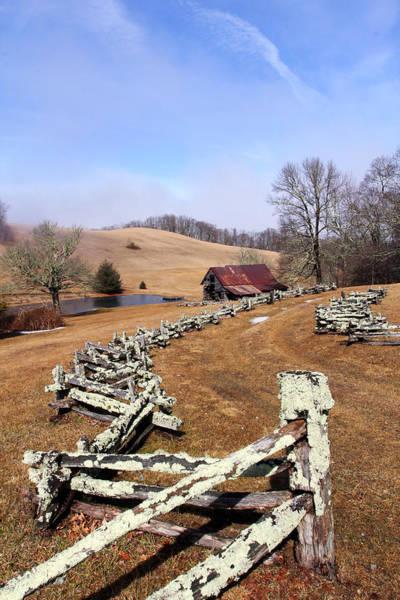 Photograph - Along The Locust Rails by Jennifer Robin