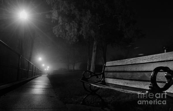 Photograph - Along The River Walk by Michael Arend