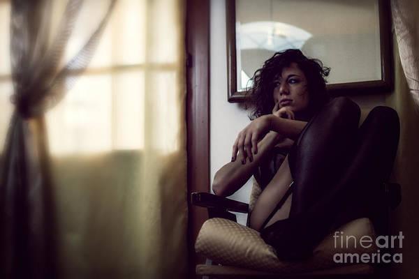 Photograph - Alors Pourquoi Penser Au Lendemain by Traven Milovich