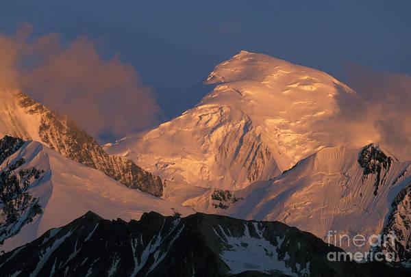 Alpen Glow Wall Art - Photograph - Alpen Glow by Ron Sanford