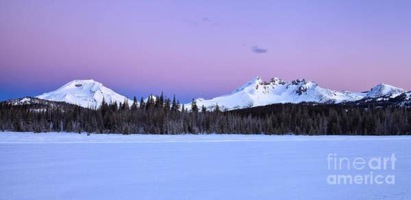Photograph - Alpenglow At Dawn by Stuart Gordon