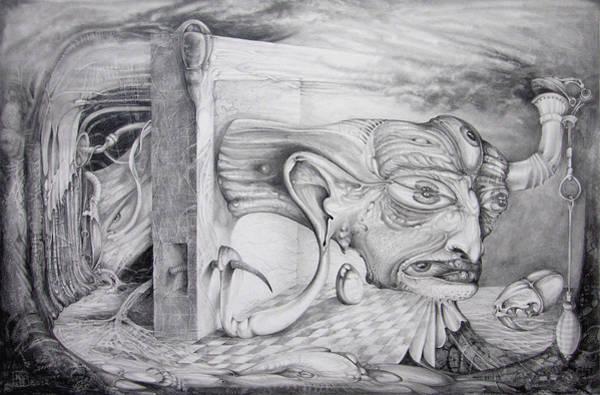 Alpha And Omega - The Reconstruction Of Bogomils Universe Art Print