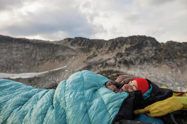 Pemberton Photograph - Alpine Bivy by Christopher Kimmel