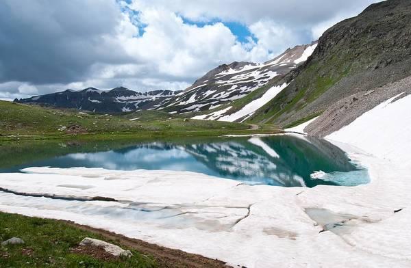 Photograph - Alpine Summer Beauty by Cascade Colors