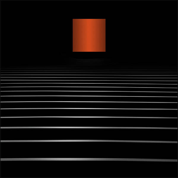 Minimalistic Photograph - Alta Quadratum by Gilbert Claes