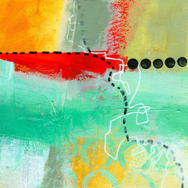 4 Wall Art - Painting - Alternate Route 56 by Jane Davies