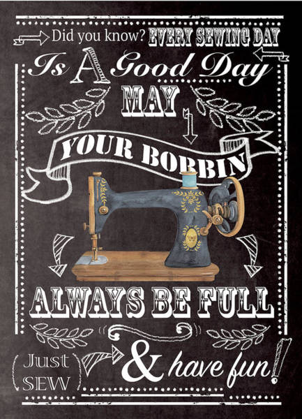 Craft Painting - Always Be Full by P.s. Art Studios