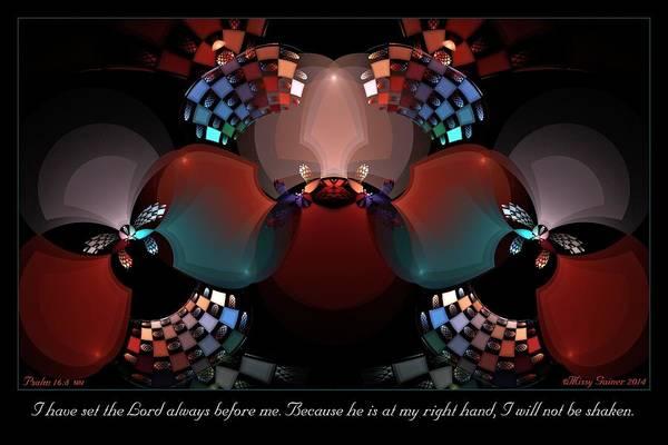 Digital Art - Always Before Me by Missy Gainer
