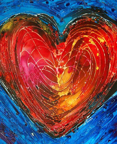 Painting - Always by Sharon Cummings