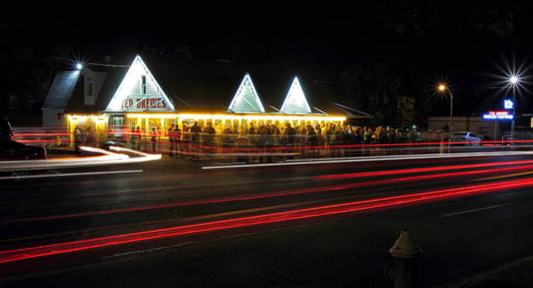 Ted Photograph - Always Summer At Ted Drewes by Scott Rackers