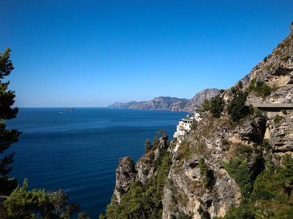 Photograph - Amalfi Coast by John Johnson