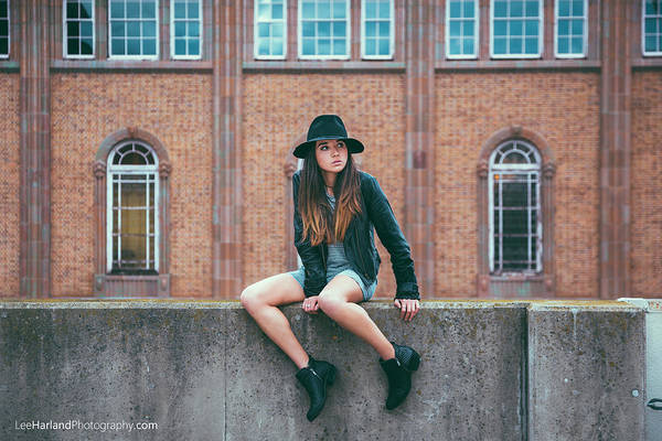 Photograph - Mini Fashion Sessions by Lee Harland