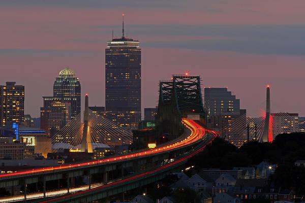 Wall Art - Photograph - Amazing Boston by Juergen Roth
