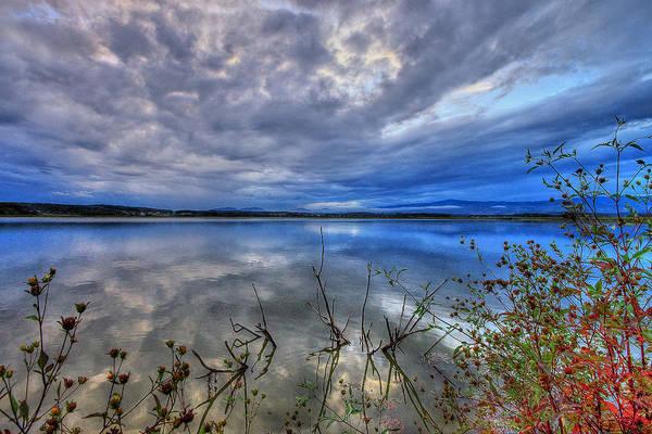 Photograph - Amazing Lake Sunset by Ivan Slosar