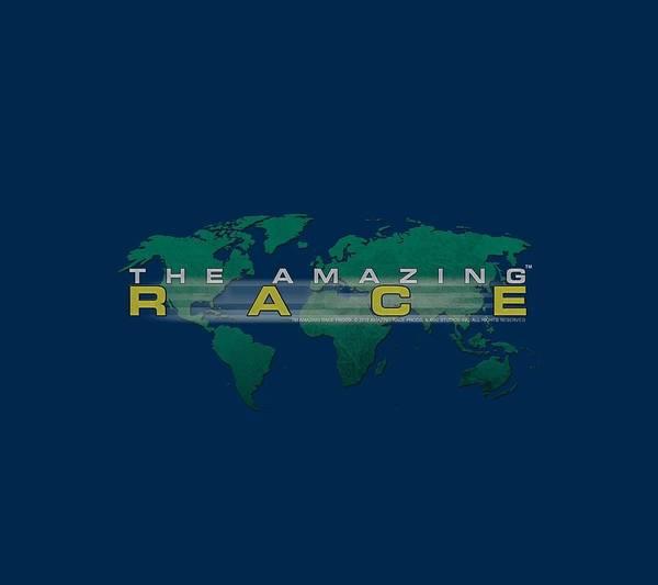 Reality Digital Art - Amazing Race - Around The World by Brand A