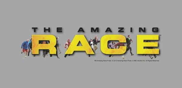 Reality Digital Art - Amazing Race - Running Logo by Brand A