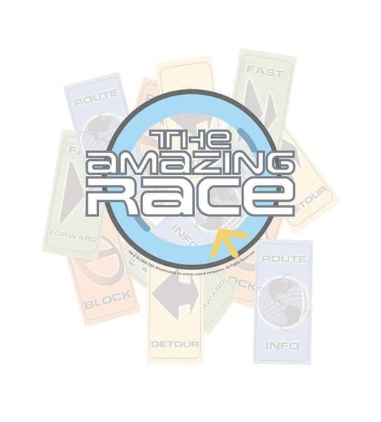 Reality Digital Art - Amazing Race - The Race by Brand A