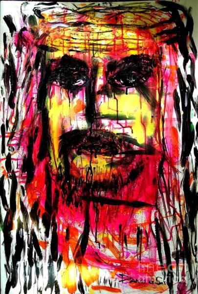 Sax Painting - King David by Darlyne Sax
