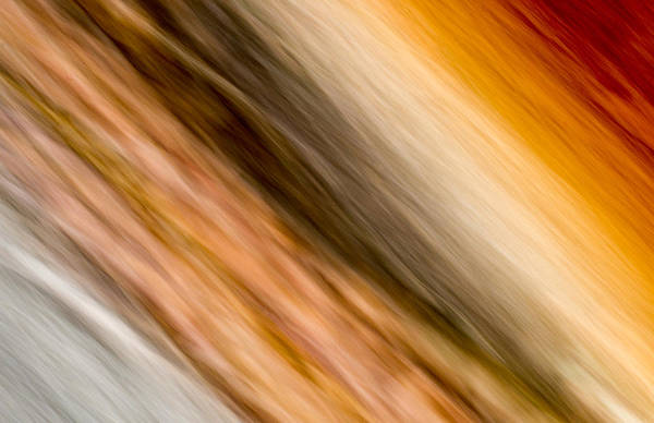 Photograph - Amber Diagonal by Darryl Dalton