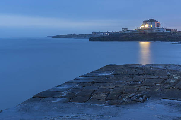 Northumbria Photograph - Amble Evening by David Taylor