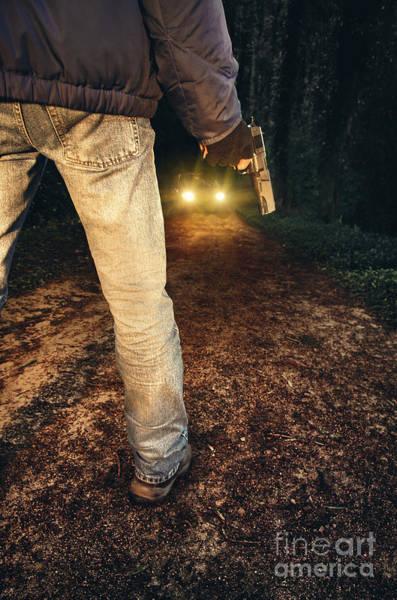 Robbers Photograph - Ambush by Carlos Caetano