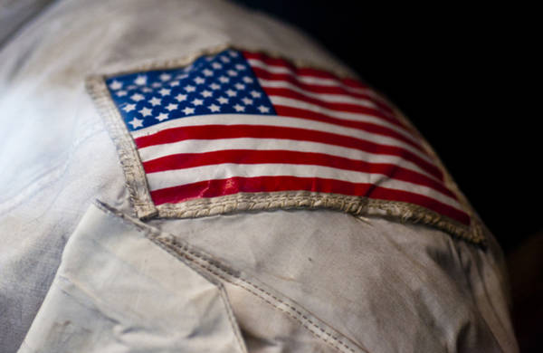 Photograph - American Astronaut by Christi Kraft