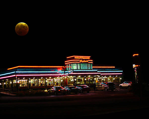 Wall Art - Photograph - American Diner by Frank Savarese