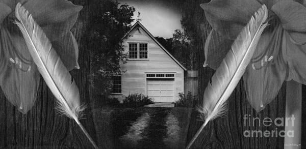 Suburbs Photograph - American Dream by Edward Fielding