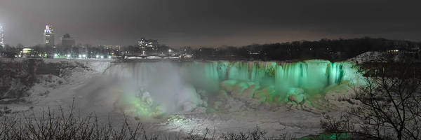 Photograph - American Falls 7d08974 by Guy Whiteley