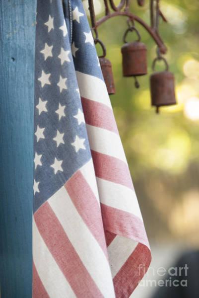 Fourth Of July Photograph - Faded Glory by Juli Scalzi