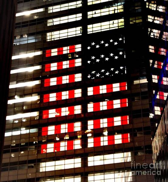 Photograph - American Hope by Helge