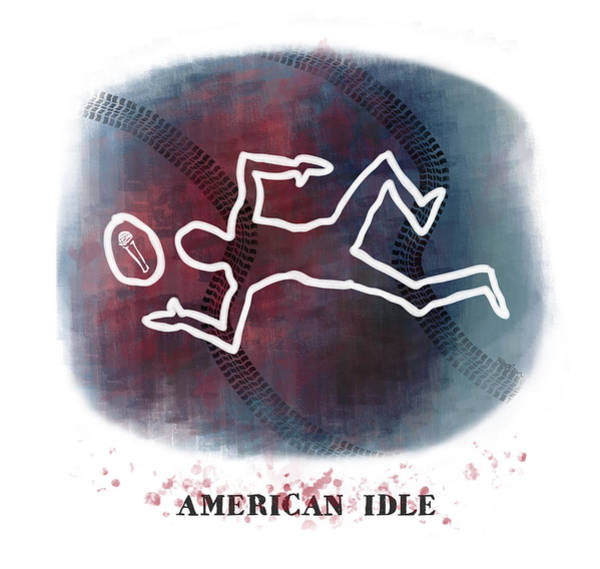 Digital Art - American Idle by Mark Armstrong