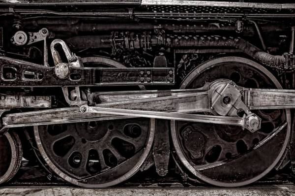 Wall Art - Photograph - American Iron by Ken Smith