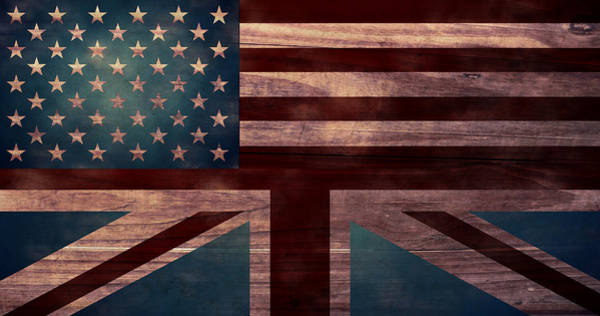American Jack I Art Print