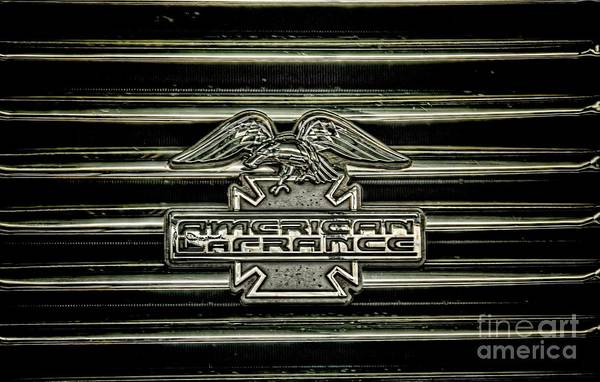 Photograph - American Lafrance by Jim Lepard