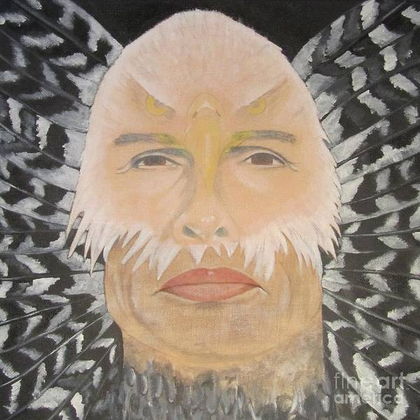 Wall Art - Painting - American Legend by Jeepee Aero