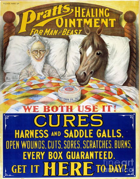 Wall Art - Photograph - American Patent Medicine by Granger