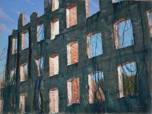 American Ruins Art Print