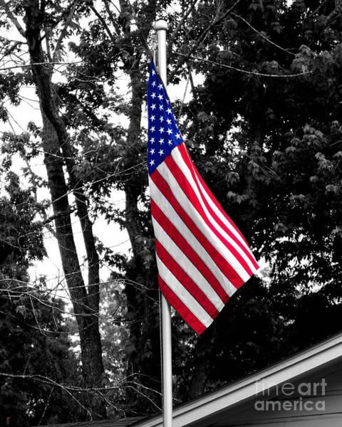 Photograph - American Spirit by Jai Johnson